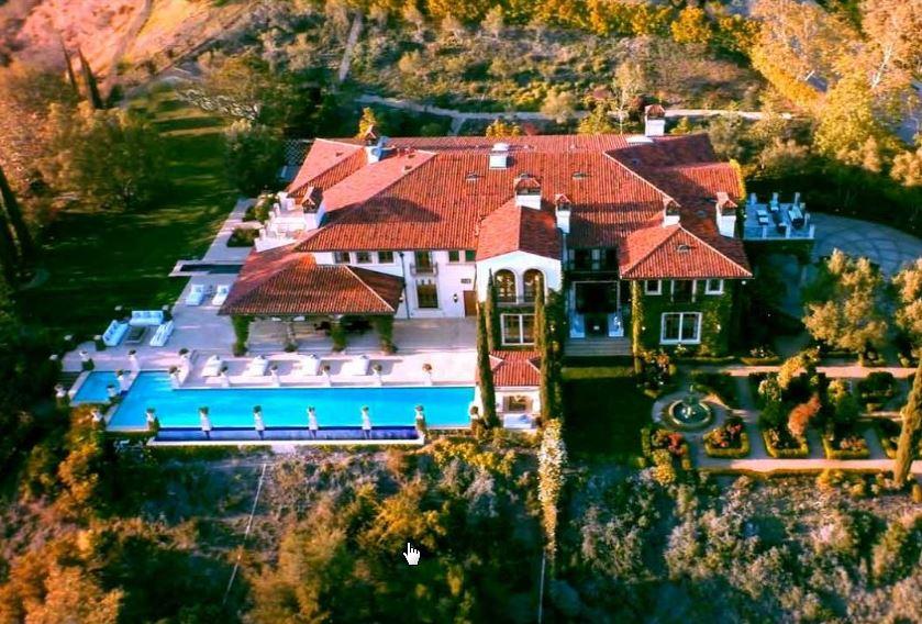 Heidi Klum'un satılık evi-2