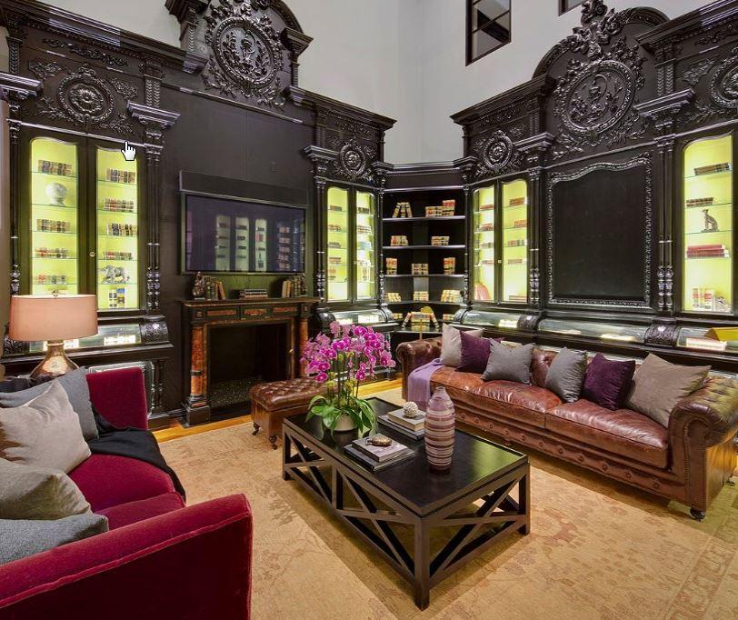 Heidi Klum'un satılık evi-1