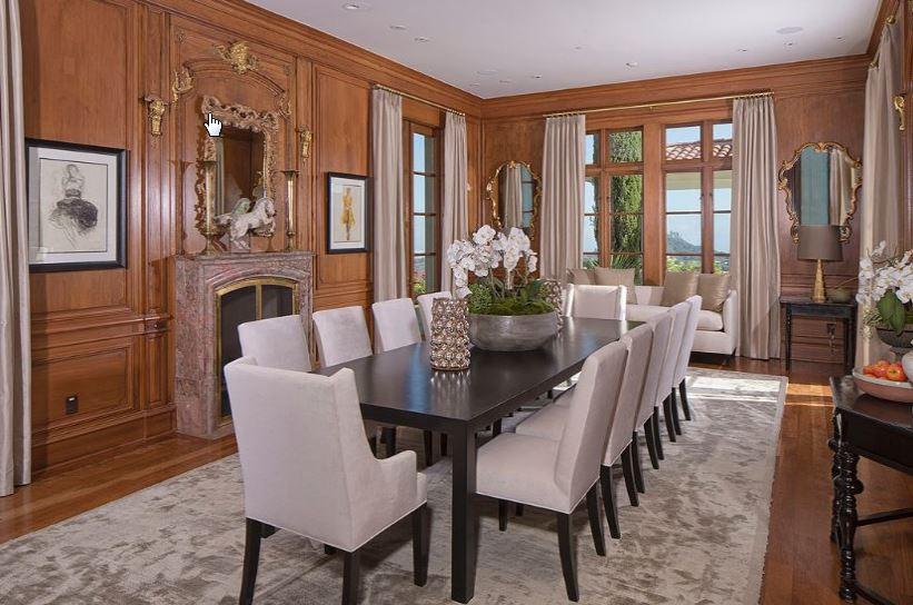 Heidi Klum'un satılık evi-11