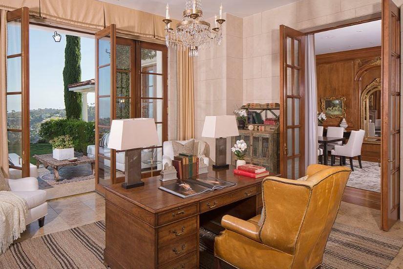 Heidi Klum'un satılık evi-6