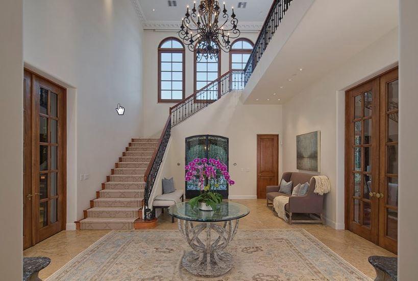 Heidi Klum'un satılık evi-15