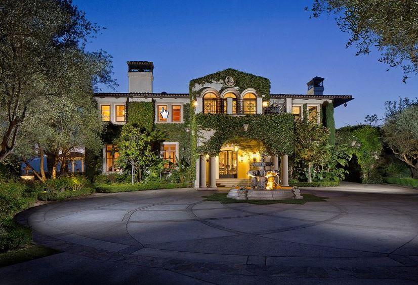 Heidi Klum'un satılık evi-17