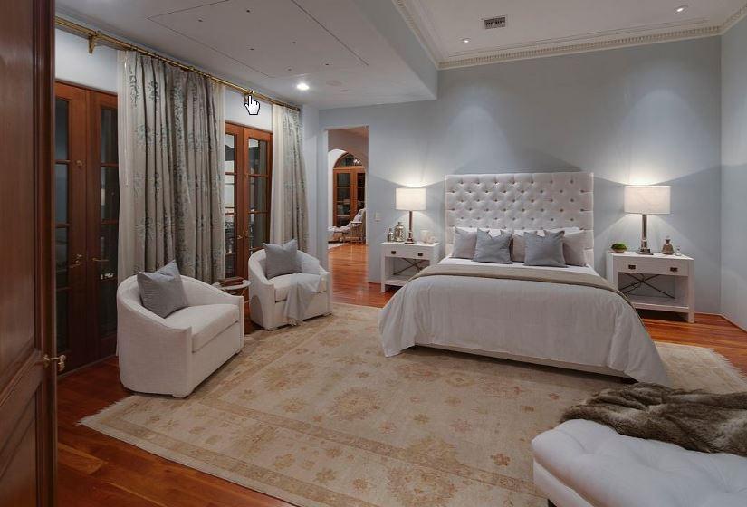 Heidi Klum'un satılık evi-9