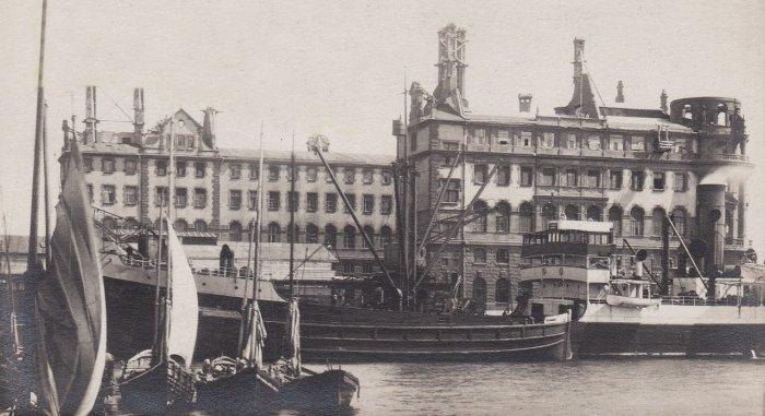 Tarihi fotoğraflarla İstanbul'un yapıları-1