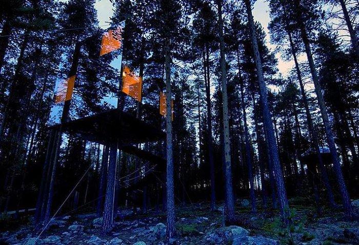 Dünyanın en güzel ağaç evleri-2