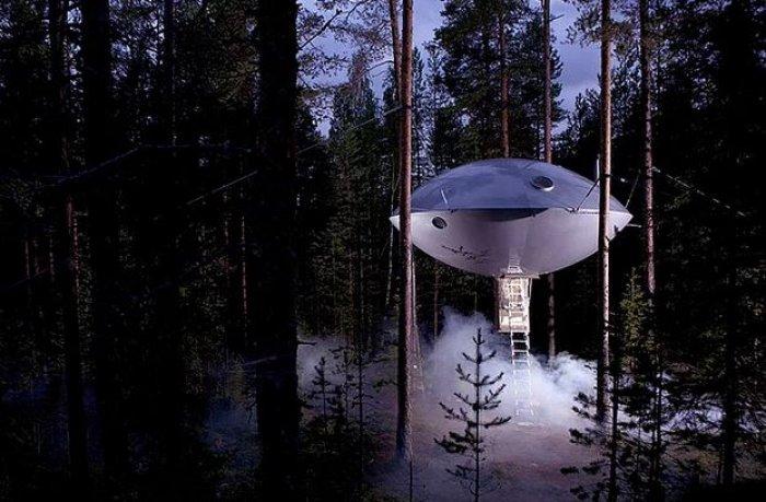Dünyanın en güzel ağaç evleri-17