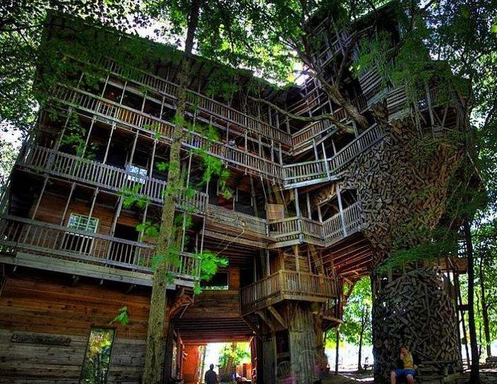 Dünyanın en güzel ağaç evleri-6