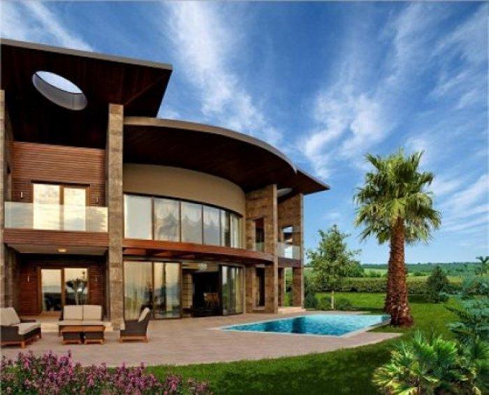 Dünyanın en güzel villaları-2