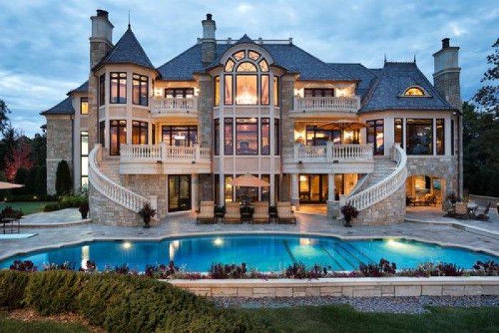 Dünyanın en güzel villaları-12