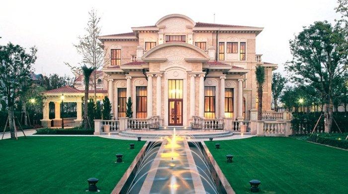 Dünyanın en güzel villaları-14