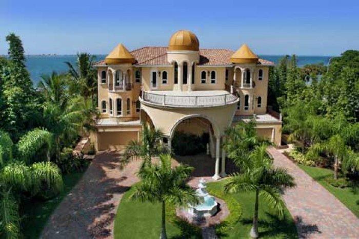 Dünyanın en güzel villaları-7