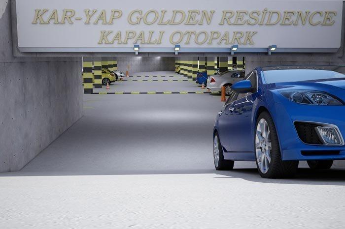 Golden Residence-1