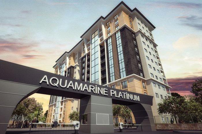 Kaşüstü Aquamarine Platinum-13
