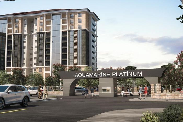 Kaşüstü Aquamarine Platinum-29