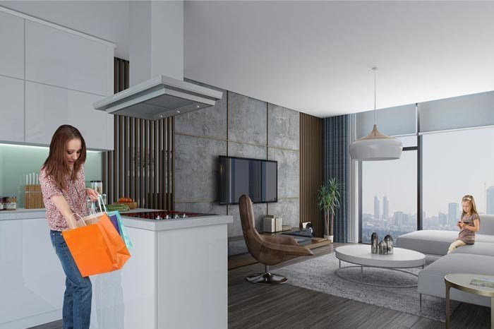 Levent Life Residence 2-3
