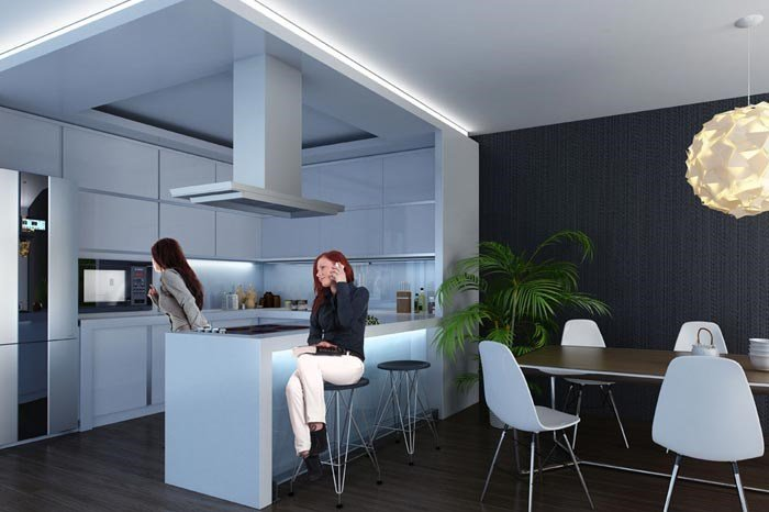 Levent Life Residence 2-1