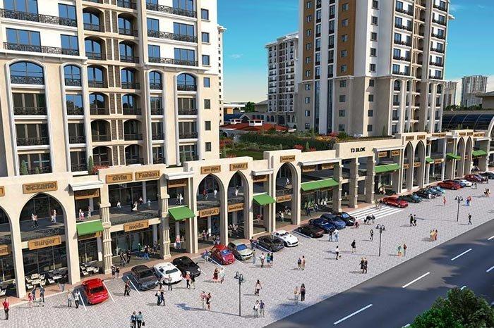 Meydan Dükkanları-2