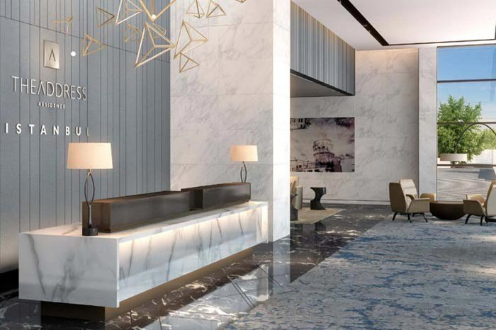 The Address Residence İstanbul-2