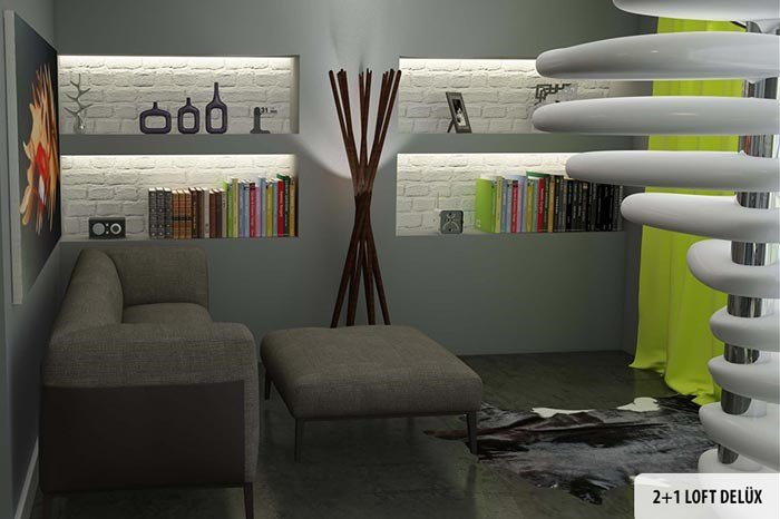 Nlatis Luxury Loft Residence-57