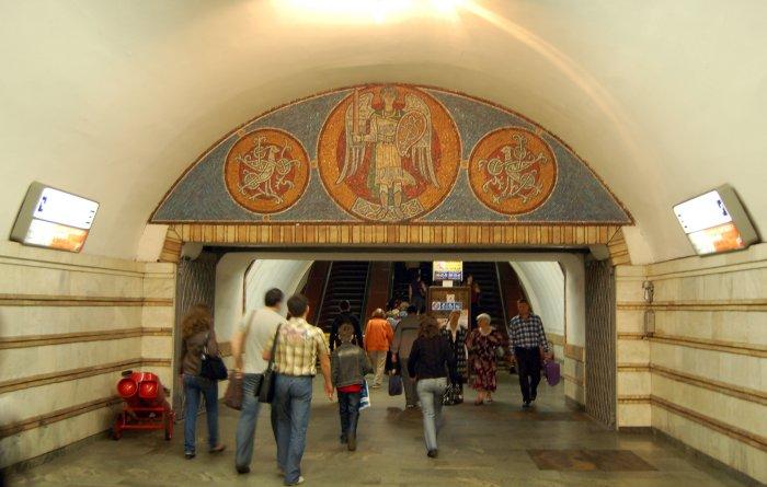 Dünyanın en güzel metro istasyonları-12