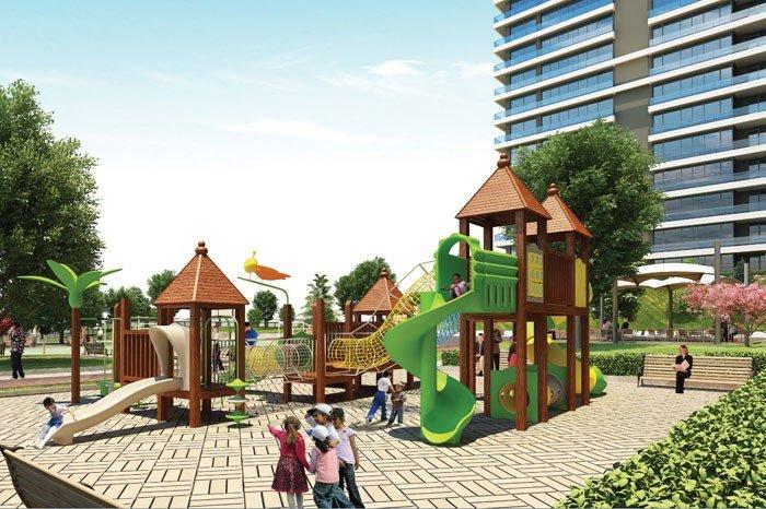 Akkent Paradise Gardens Residence-1