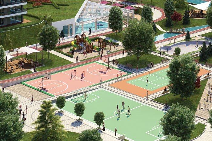 Akkent Paradise Gardens Residence-2