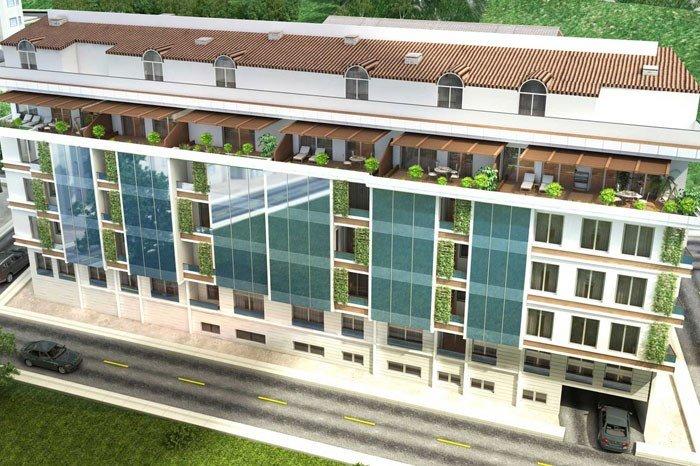 Balçova Korupark Residence-1