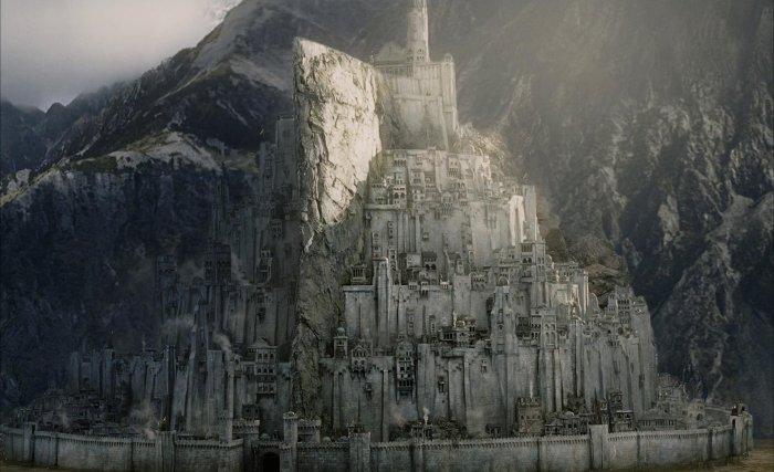 Yüzüklerin Efendisi'nin Kale Kenti inşa ediliyor!-4