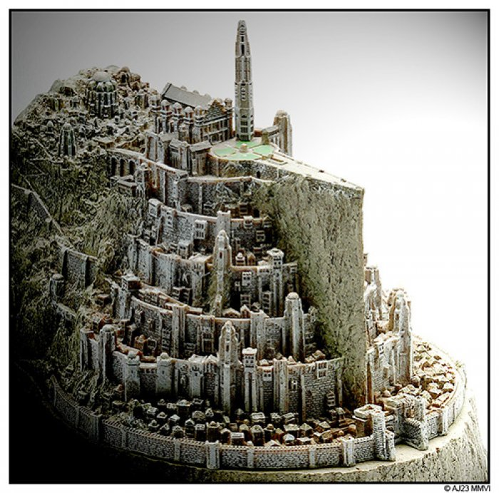 Yüzüklerin Efendisi'nin Kale Kenti inşa ediliyor!-3