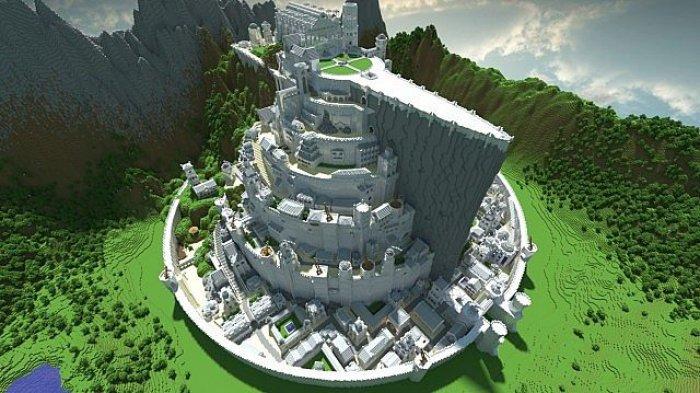 Yüzüklerin Efendisi'nin Kale Kenti inşa ediliyor!-1
