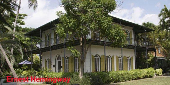 En çok sevilen yazarların evleri!-3