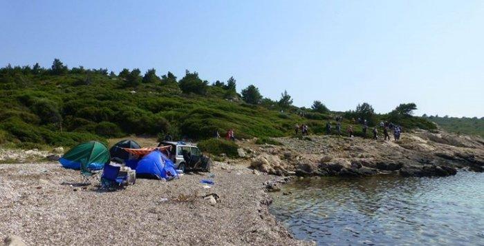 Türkiye'de Kamp Yapılacak Yerler-12