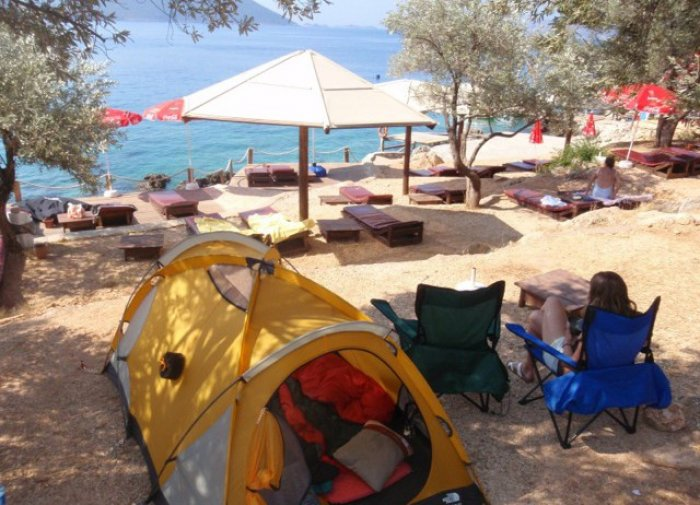 Türkiye'de Kamp Yapılacak Yerler-18