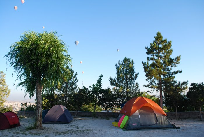 Türkiye'de Kamp Yapılacak Yerler-5