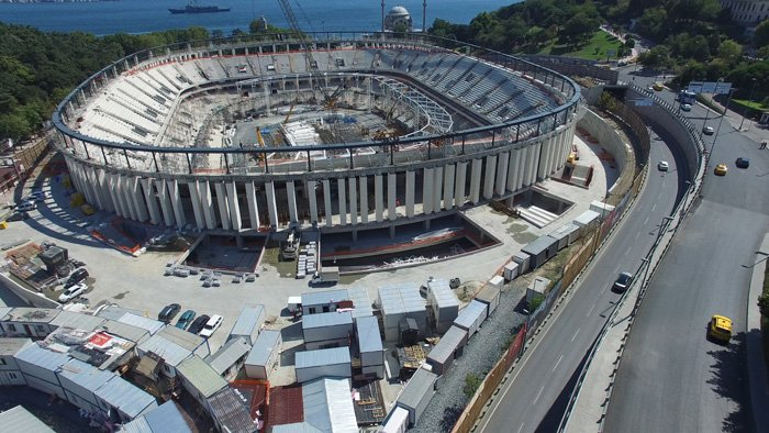 Vodafone Arena son durumu-8