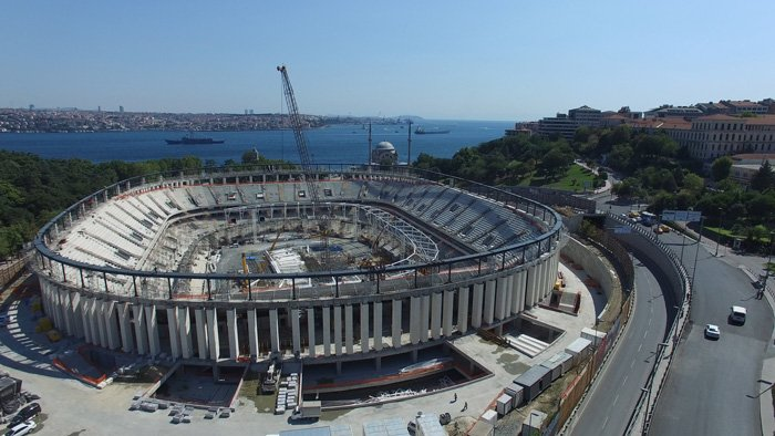 Vodafone Arena son durumu-9