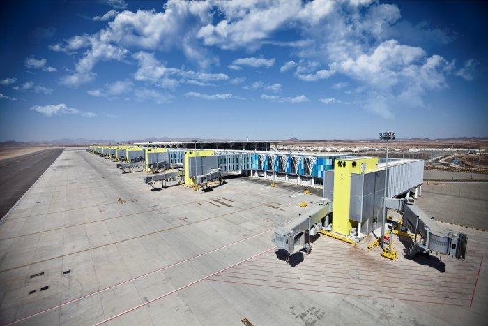 TAV Medine Havalimanı!-1