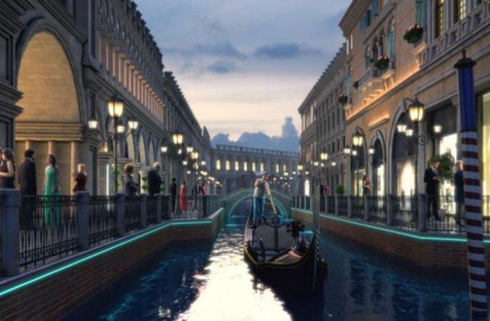 Venedik Sarayları -2