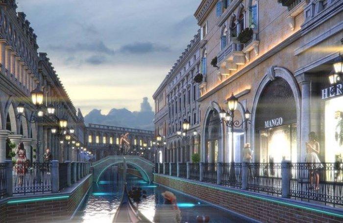 Venedik Sarayları -4