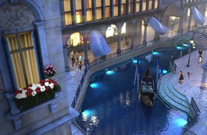 Venedik Sarayları -6