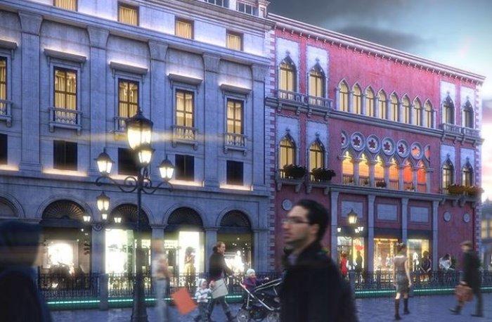 Venedik Sarayları -7