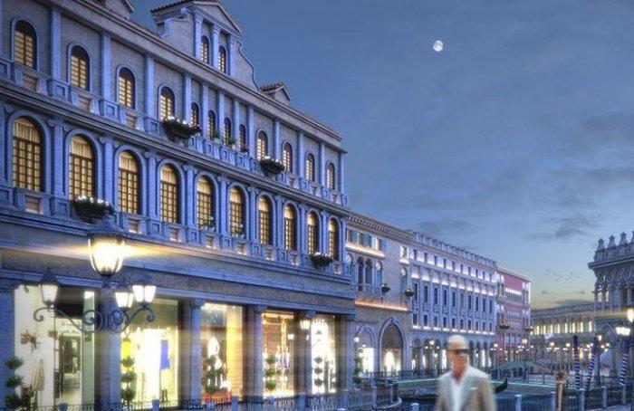 Venedik Sarayları -8