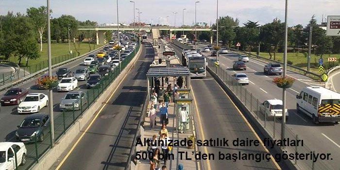 İstanbul Tünelinin geçeceği semtlerde ev fiyatları!-1