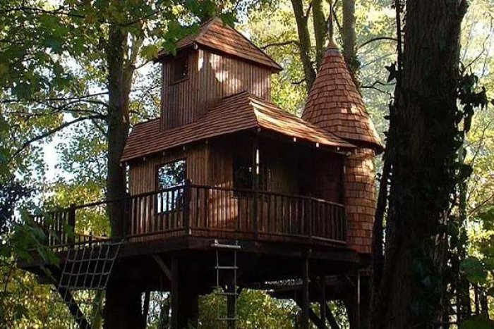 Dünyanın En Güzel Ağaç Evleri-7