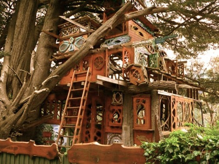 Dünyanın En Güzel Ağaç Evleri-4