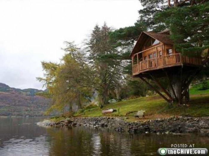Dünyanın En Güzel Ağaç Evleri-15