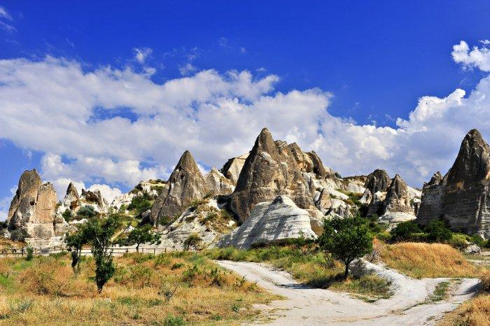 Anadolu'nun Büyüleyici Güzelliği Kapadokya-1
