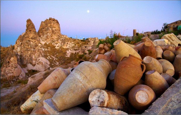 Anadolu'nun Büyüleyici Güzelliği Kapadokya-2
