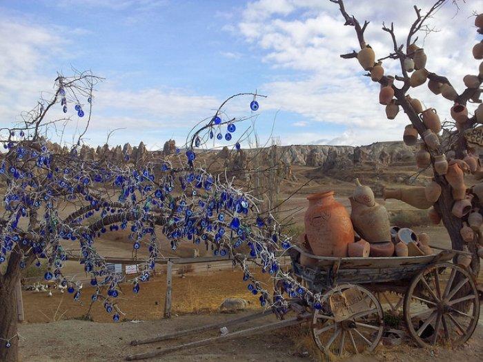 Anadolu'nun Büyüleyici Güzelliği Kapadokya-3