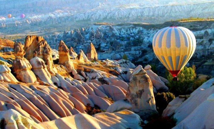 Anadolu'nun Büyüleyici Güzelliği Kapadokya-4